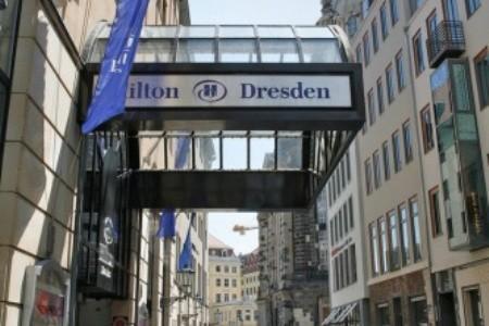 Hiton Dresden Snídaně