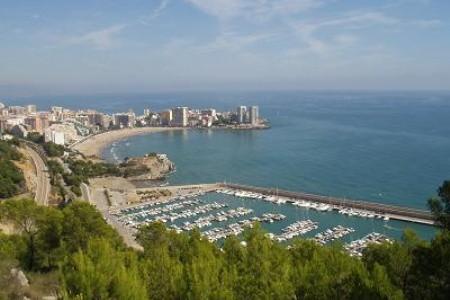 Španělsko - Oropesa del Mar (se zastávkou v Andoře Polopenze