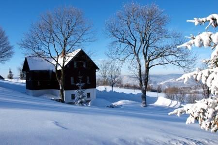 Chalupa Příchovice 3591, Česká republika, Jizerské hory