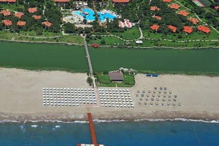 Gloria Golf Resort - Golf - Letecky
