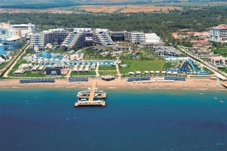Susesi Luxury Resort Spa And Golf, Turecko, Belek