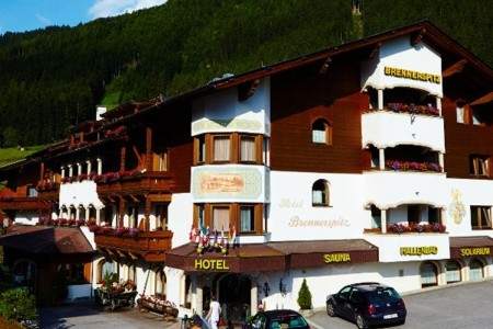 Hotel Brennerspitz Polopenze