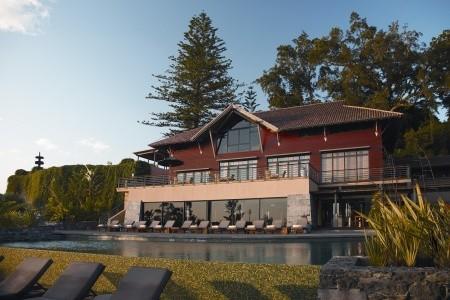 Choupana Hills Resort & Spa Charter Snídaně