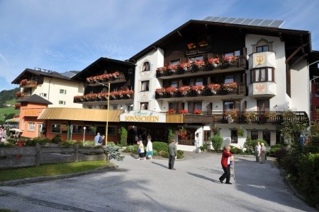 Hotel Sonnschein - v říjnu