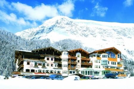Hotel Gletscher & Spa Neuhintertux Polopenze