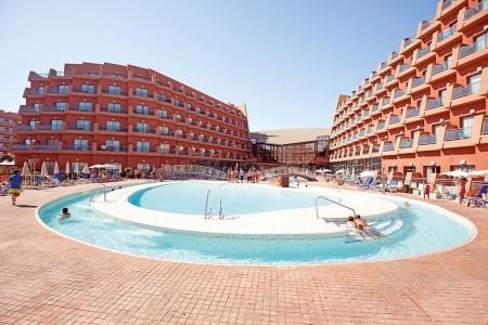 Protur Roquetas Spa - luxusní dovolená