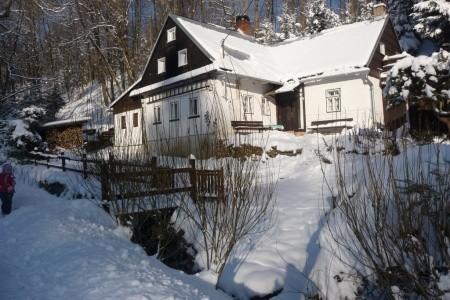 Česká republika - Orlické hory / Chalupa Heroltice