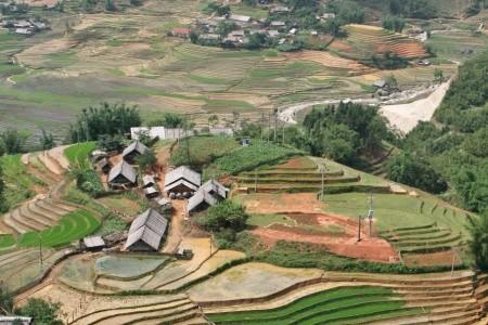 Přírodou severního Vietnamu