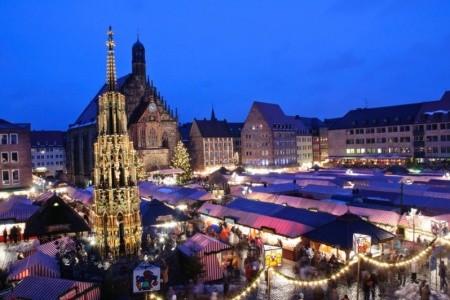 Advent v Norimberku Bez stravy