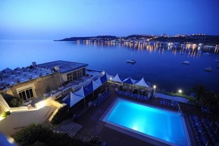 Mellieha Bay Hotel - letecky