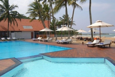 The Surf Hotel - Srí Lanka - hotely