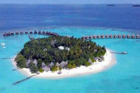 Thulhagiri Island Resort And Spa, Maledivy, Severní Atol Male
