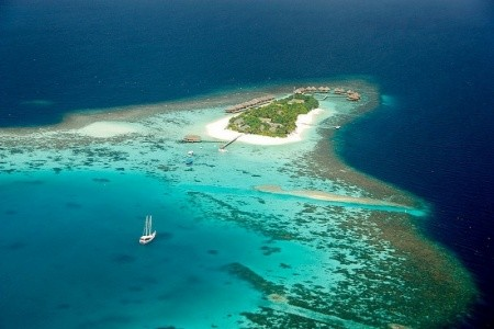 Mirihi Island Resort, Maledivy, Atol Ari