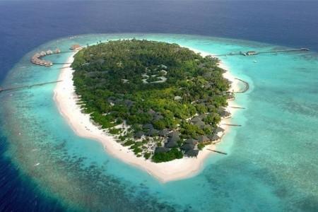 Adaaran Select Meedhupparu, Maledivy, Lhaviyani Atol