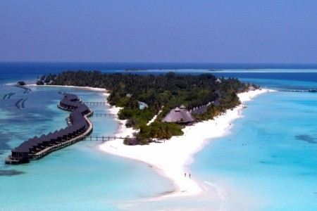 Kuredu Island Resort And Spa Maldives, Maledivy, Lhaviyani Atol