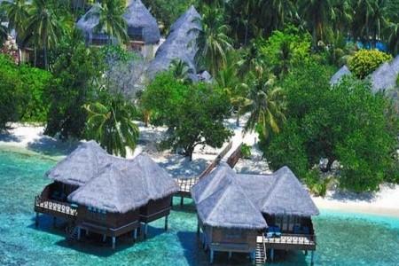 Bandos Island Resort, Maledivy, Severní Atol Male