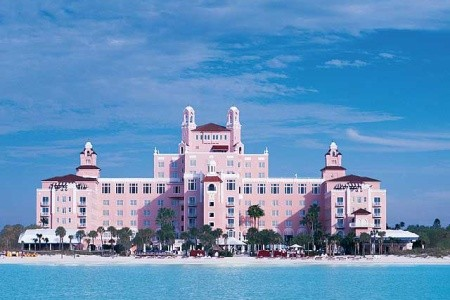 Don Cesar Resort, St. Pete Beach