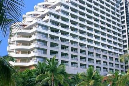 Hilton Hua Hin Resort & Spa Snídaně