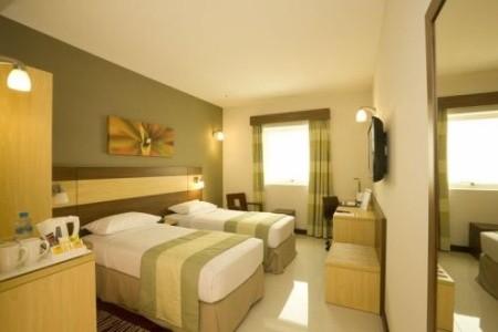 Citymax Hotel Sharjah Snídaně