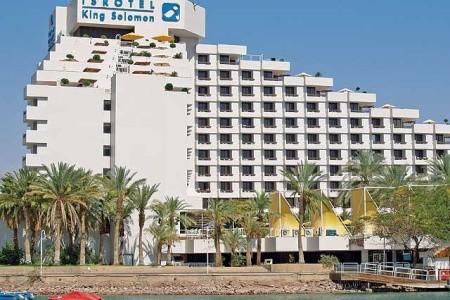 Izrael - Eilat / Isrotel King Solomon, Eilat