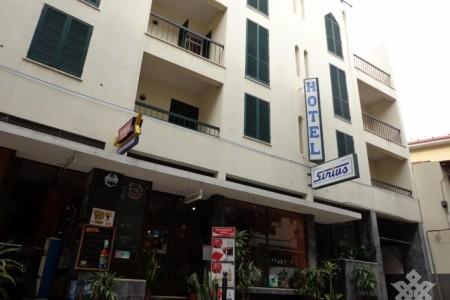 Sirius Hotel Madeira Funchal last minute, dovolená, zájezdy 2018