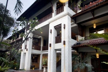 Kuta Seaview Boutique Resort And Spa - v listopadu