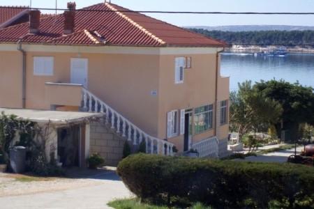 Apartmány 1321-135 - Chorvatsko  v prosinci - apartmány