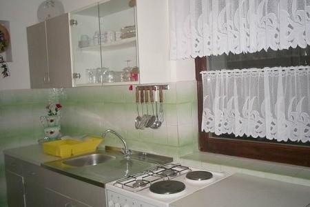 Apartmán 400-33 - v prosinci