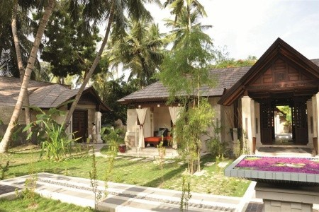 Holiday Island Resort, Maledivy, Atol Ari