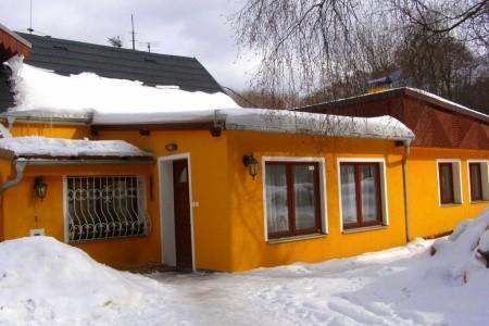 Apartmán Kostomlaty Pod Milešovkou - v lednu