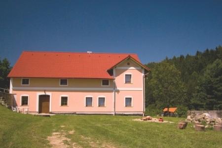 Chalupa Adršpach - 2020