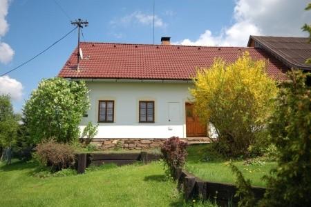 Česká republika - Orlické hory / Chalupa Bystřec