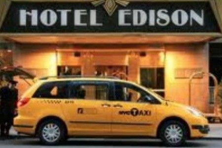 Edison Hotel Nyc, New York