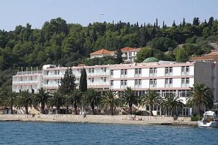 Hotel Posejdon Chorvatsko Korčula last minute, dovolená, zájezdy 2016