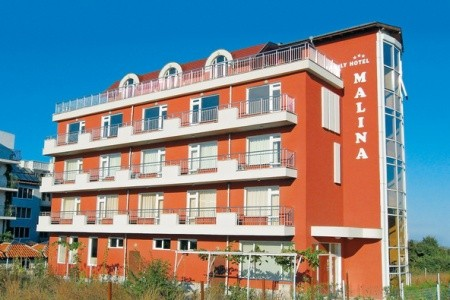 Hotel Malina Bulharsko Primorsko last minute, dovolená, zájezdy 2016