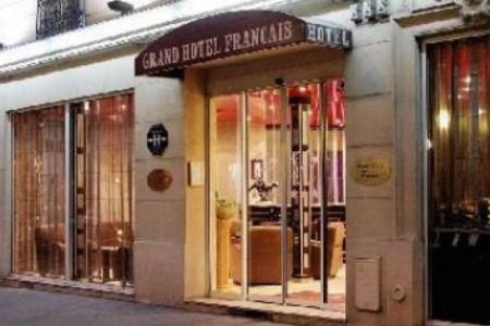Grand Hotel Francais Snídaně