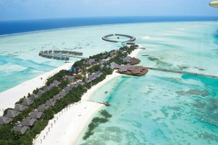 Olhuveli Beach And Spa Resort, Maledivy, Jižní Atol Male
