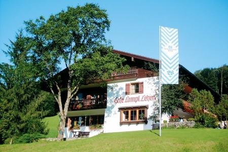 Český Hotel Lampllehen, Německo, Bavorsko