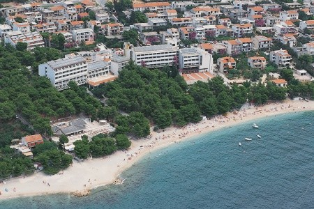 Biokovka, Chorvatsko, Makarská riviéra