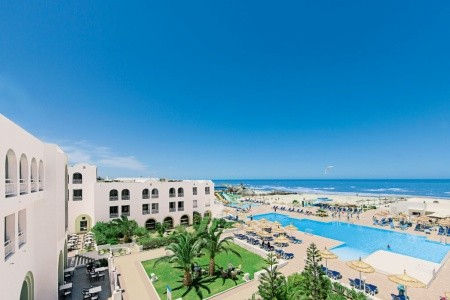 Hotel Calimera Yati Beach Djerba - Tunisko All Inclusive