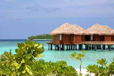 Sheraton Maldives Full Moon Resort And Spa