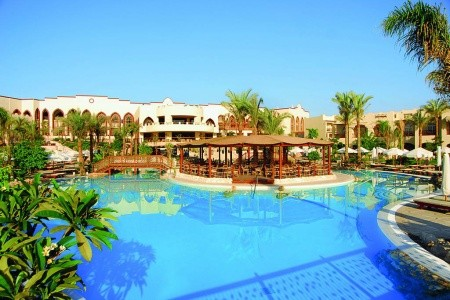 The Grand Hotel Sharm El Sheikh - v srpnu