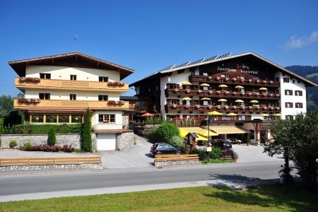 Sporthotel Tirolerhof - v březnu