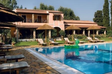 Corfu Club Aparthotel - Letecky