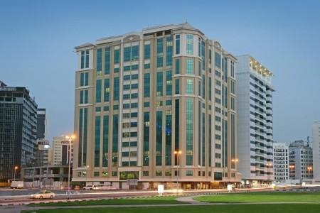 Coral Dubai Al Barsha + Vstup Do Zábavního Parku
