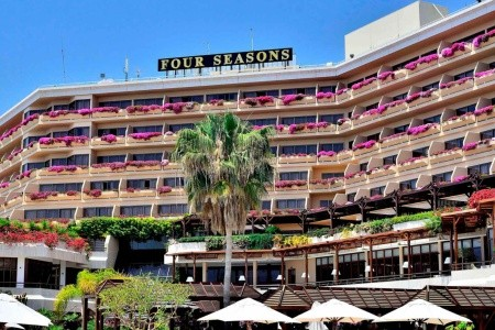Four Seasons Limassol - v říjnu