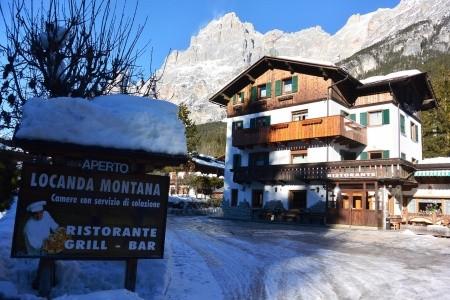 Hotel Montana ** - Last Minute a dovolená
