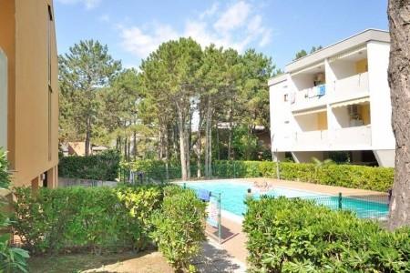 Residence Cinzia S Bazénem Ag– Bibione Spiaggia - Last Minute a dovolená