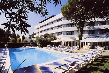 Hotel Smeraldo Pig- Lignano Riviera - v srpnu