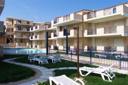 Villaggio Green Bay S Bazénem Cer– Pineto Bez stravy